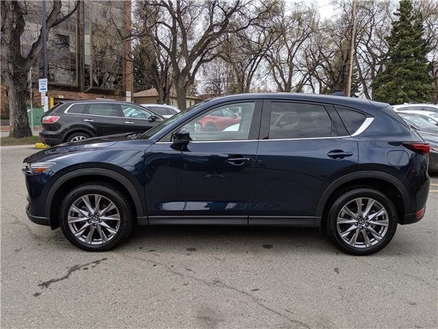 2019 Mazda CX-5 GT w/Turbo (Stk: N3053) in Calgary - Image 1 of 24