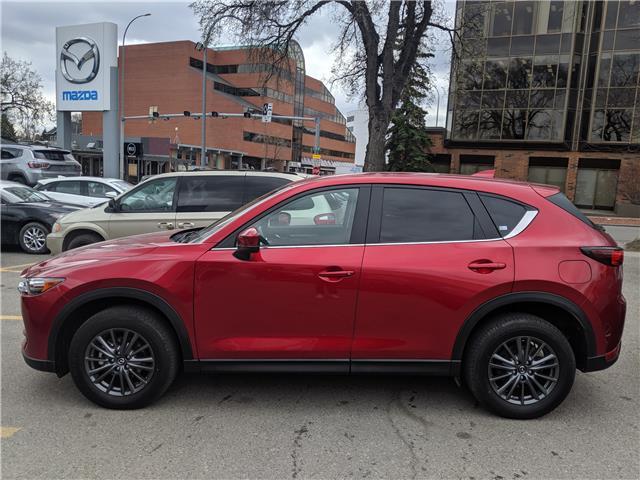 2019 Mazda CX-5 GS (Stk: N3127) in Calgary - Image 1 of 19
