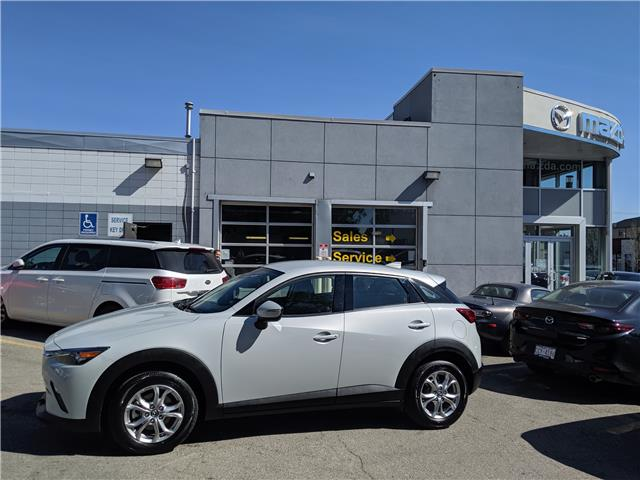 2019 Mazda CX-3 GS (Stk: N3108) in Calgary - Image 1 of 18
