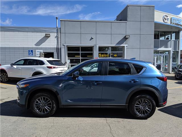 2019 Mazda CX-5 GX (Stk: N3130) in Calgary - Image 1 of 14