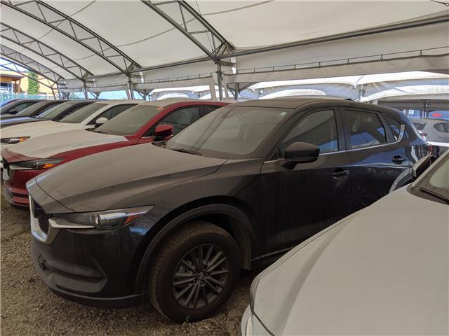2019 Mazda CX-5 GS (Stk: N3125) in Calgary - Image 1 of 10