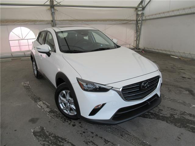 2019 Mazda CX-3 GS (Stk: B440134) in Calgary - Image 1 of 24