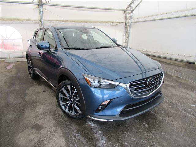 2019 Mazda CX-3 GT (Stk: B443072) in Calgary - Image 1 of 27