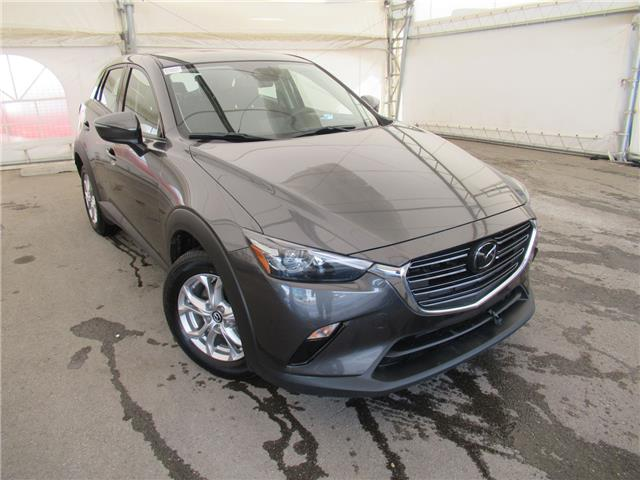 2019 Mazda CX-3 GS (Stk: B442052) in Calgary - Image 1 of 25