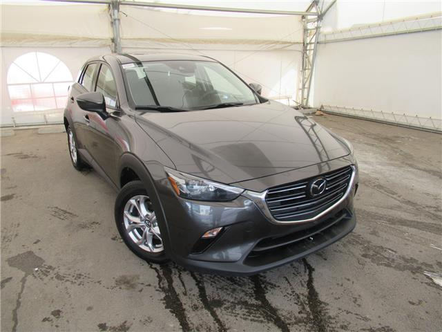 2019 Mazda CX-3 GS (Stk: B441841) in Calgary - Image 1 of 26