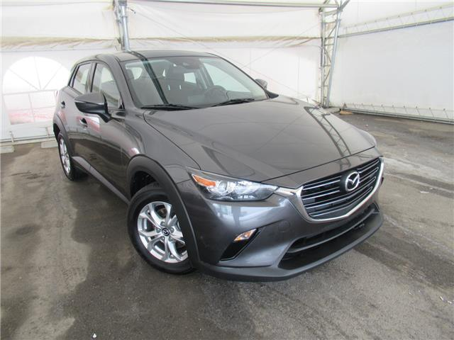 2019 Mazda CX-3 GS (Stk: B435875) in Calgary - Image 1 of 25