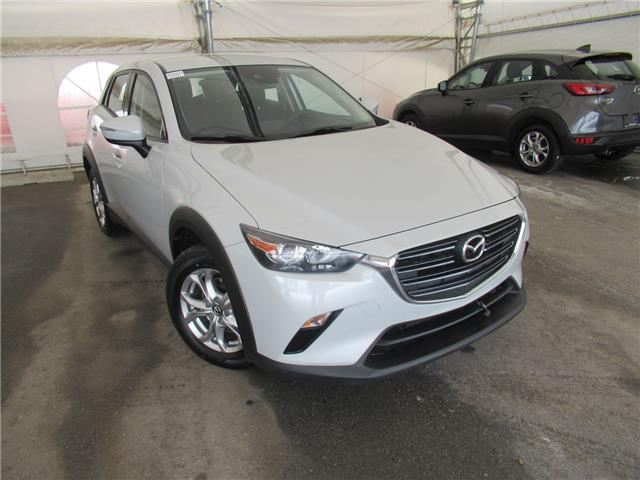 2019 Mazda CX-3 GS (Stk: B443011) in Calgary - Image 1 of 25