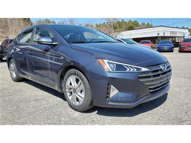 2020 Hyundai Elantra Preferred (Stk: 013464) in Sudbury - Image 1 of 1