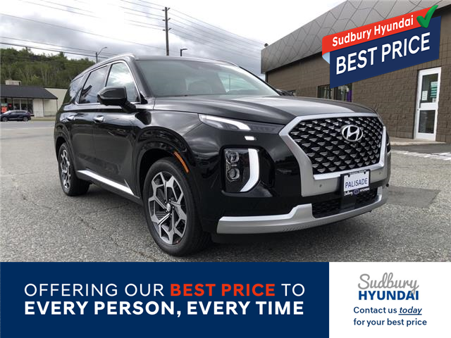 2021 Hyundai Palisade Ultimate Calligraphy (Stk: 187844) in Sudbury - Image 1 of 1