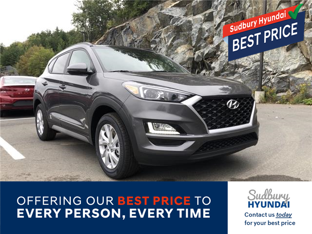 2021 Hyundai Tucson  (Stk: 304216) in Sudbury - Image 1 of 1