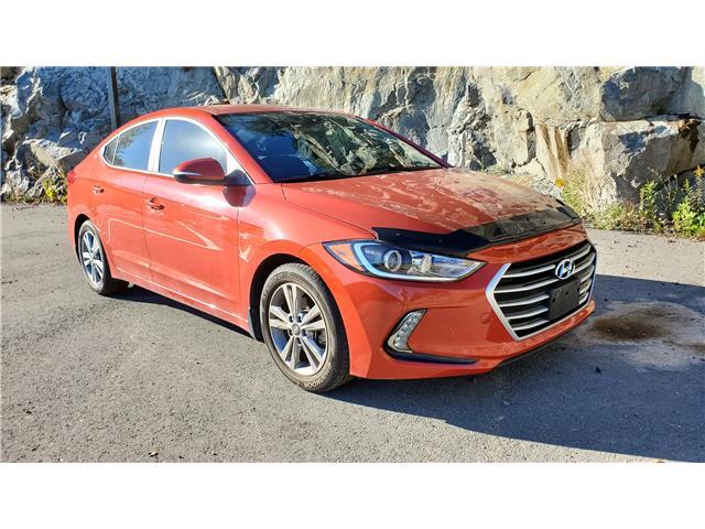 2017 Hyundai Elantra GL (Stk: 428219A) in Sudbury - Image 1 of 10