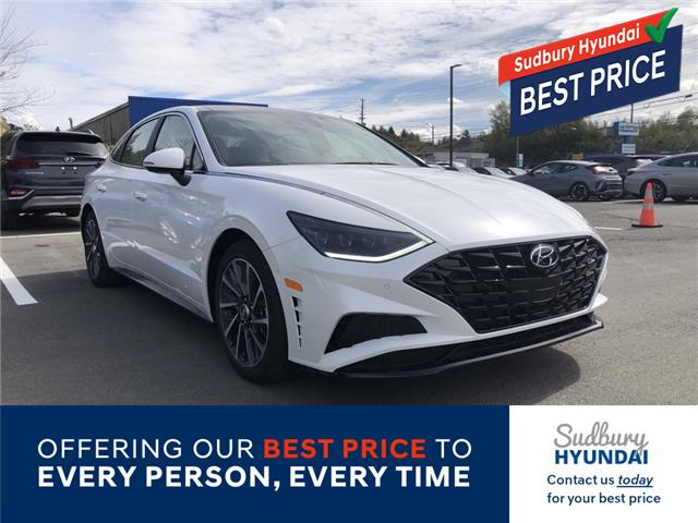 2021 Hyundai Sonata Ultimate (Stk: 062642) in Sudbury - Image 1 of 1