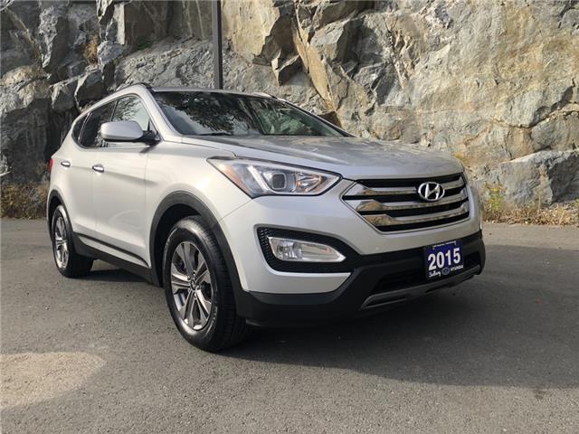 2015 Hyundai Santa Fe Sport 2.4 Premium (Stk: 265273A) in Sudbury - Image 1 of 19
