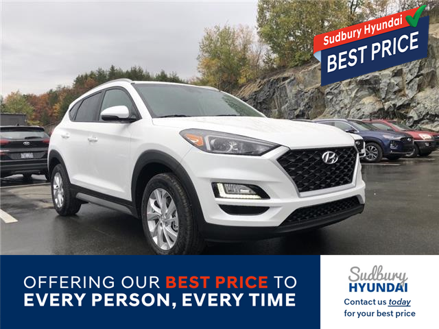 2021 Hyundai Tucson Preferred (Stk: 333475) in Sudbury - Image 1 of 1