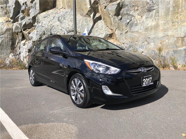 2017 Hyundai Accent SE (Stk: 309330A) in Sudbury - Image 1 of 19