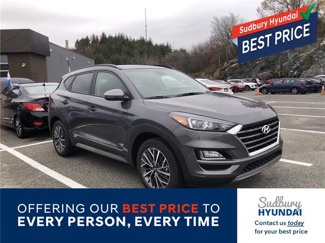 2021 Hyundai Tucson Luxury (Stk: 328486) in Sudbury - Image 1 of 1