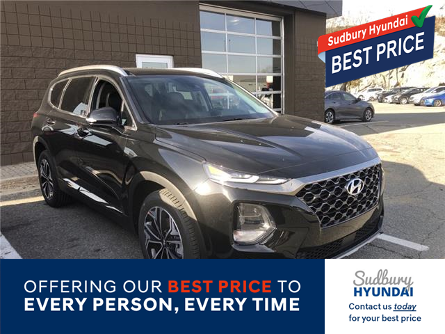 2020 Hyundai Santa Fe Ultimate 2.0 (Stk: 282421) in Sudbury - Image 1 of 1