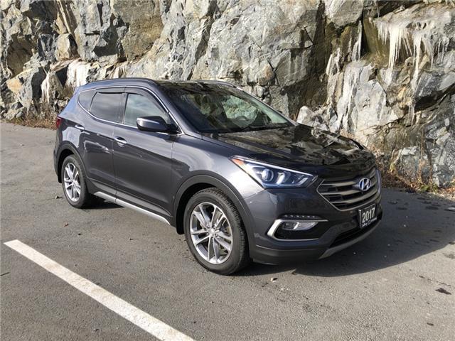 2017 Hyundai Santa Fe Sport 2.0T Limited (Stk: 267851A) in Sudbury - Image 1 of 21