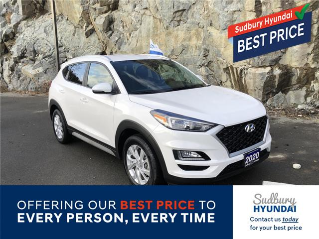 2020 Hyundai Tucson Preferred (Stk: 099207A) in Sudbury - Image 1 of 20