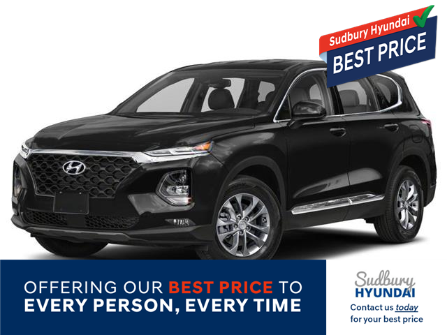 2020 Hyundai Santa Fe  (Stk: 256206) in Sudbury - Image 1 of 9