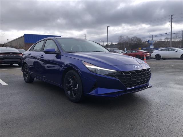 2021 Hyundai Elantra Preferred (Stk: U086844) in Sudbury - Image 1 of 1