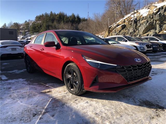 2021 Hyundai Elantra Preferred (Stk: 090217) in Sudbury - Image 1 of 1