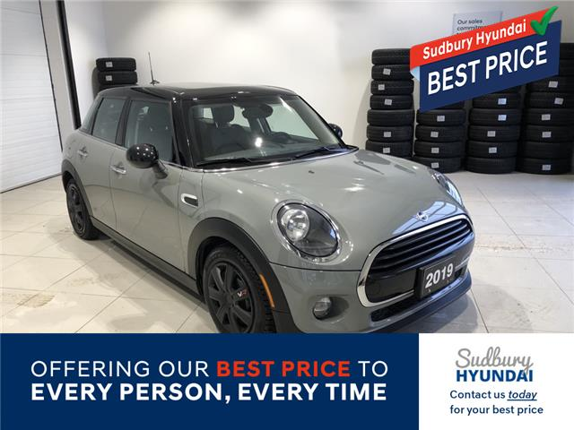 2019 MINI 5 Door Cooper (Stk: 238940A) in Sudbury - Image 1 of 21