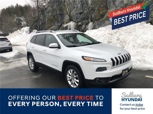 2014 Jeep Cherokee Limited (Stk: 100632A) in Sudbury - Image 1 of 20