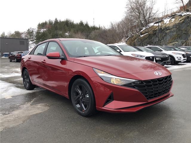 2021 Hyundai Elantra Preferred w/Sun & Tech Pkg (Stk: 091484) in Sudbury - Image 1 of 1