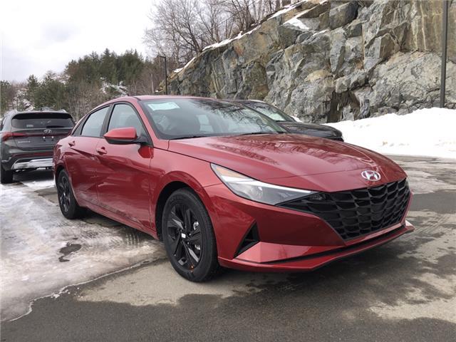 2021 Hyundai Elantra Preferred w/Sun & Tech Pkg (Stk: 091542) in Sudbury - Image 1 of 1