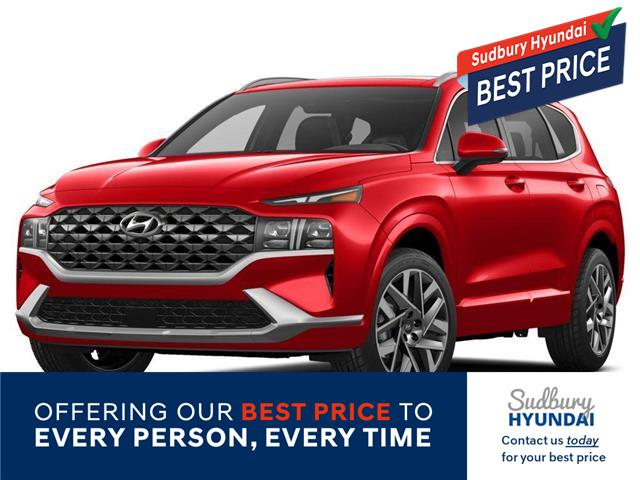 2021 Hyundai Santa Fe  (Stk: 317783) in Sudbury - Image 1 of 2