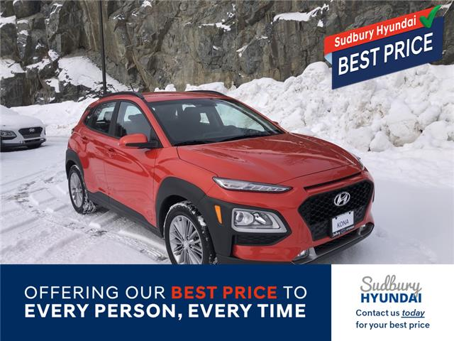 2020 Hyundai Kona 2.0L Preferred (Stk: 503884A) in Sudbury - Image 1 of 20