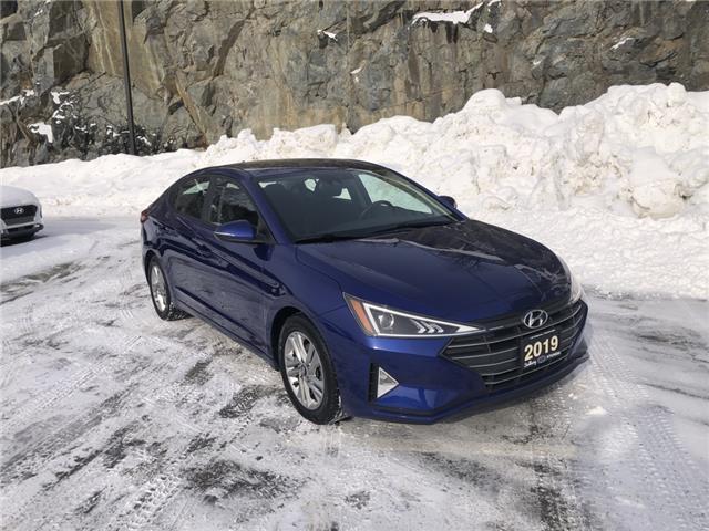 2019 Hyundai Elantra Preferred (Stk: 309825A) in Sudbury - Image 1 of 21
