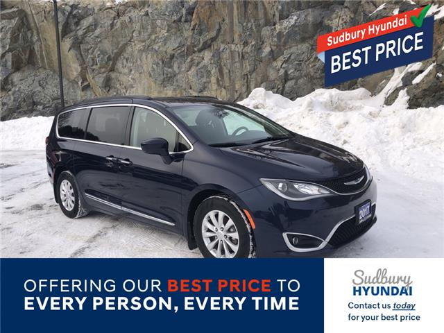 2017 Chrysler Pacifica Touring-L (Stk: 261040A) in Sudbury - Image 1 of 20
