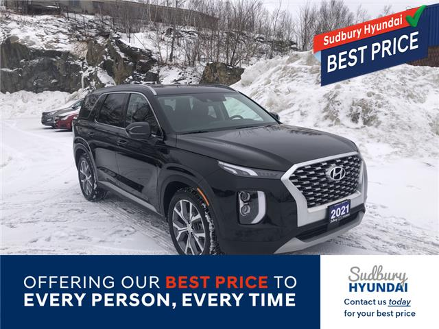 2021 Hyundai Palisade Preferred (Stk: 214826A) in Sudbury - Image 1 of 22