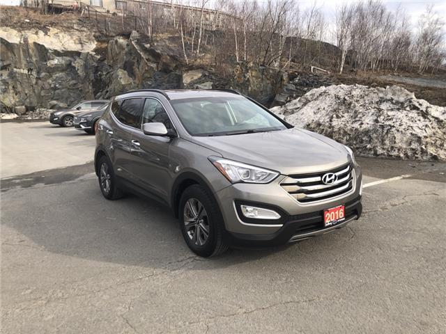 2016 Hyundai Santa Fe Sport 2.4 Premium (Stk: 313984A) in Sudbury - Image 1 of 19