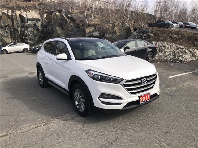 2017 Hyundai Tucson Luxury (Stk: 358578A) in Sudbury - Image 1 of 21