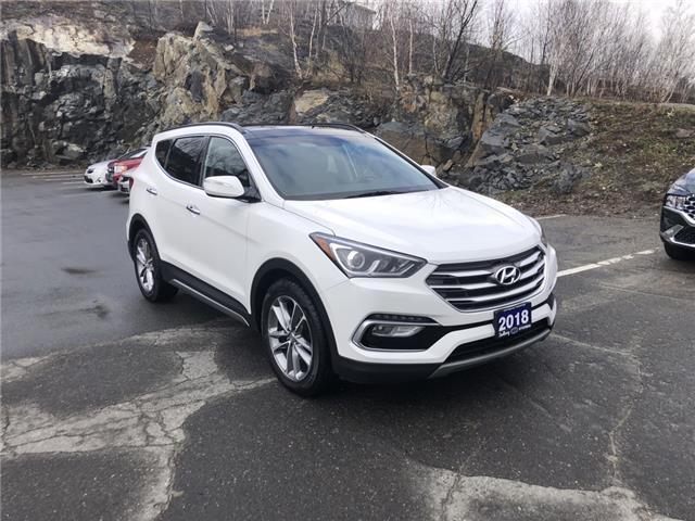 2018 Hyundai Santa Fe Sport 2.0T Limited (Stk: 332409A) in Sudbury - Image 1 of 21