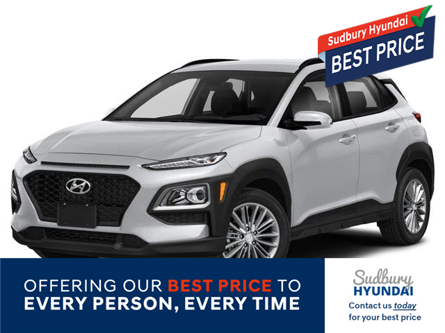2018 Hyundai Kona 2.0L Preferred (Stk: 336871B) in Sudbury - Image 1 of 9