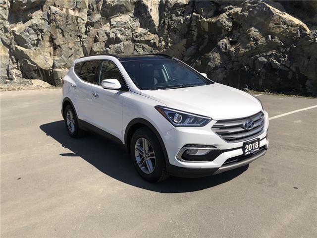 2018 Hyundai Santa Fe Sport 2.4 SE (Stk: 343190A) in Sudbury - Image 1 of 21
