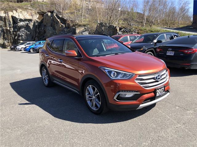 2017 Hyundai Santa Fe Sport 2.0T Ultimate (Stk: 342493A) in Sudbury - Image 1 of 21