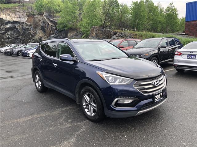 2017 Hyundai Santa Fe Sport 2.4 SE (Stk: 015220A) in Sudbury - Image 1 of 21