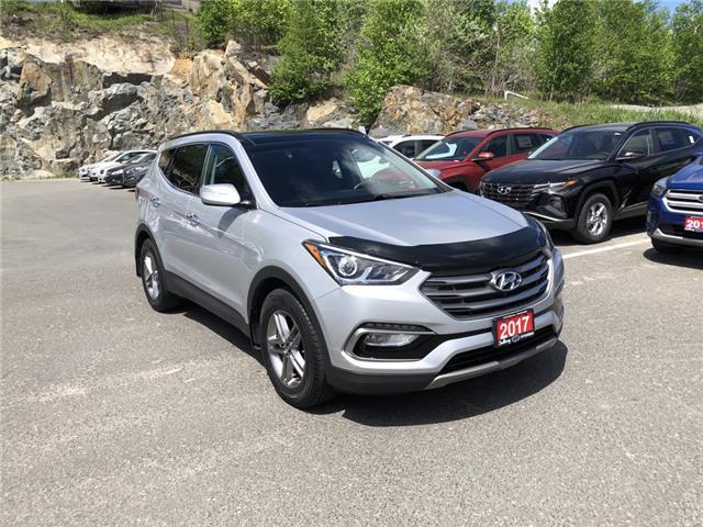 2017 Hyundai Santa Fe Sport 2.4 Luxury (Stk: 012517A) in Sudbury - Image 1 of 21