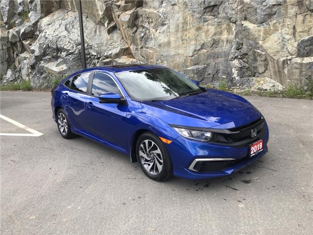 2019 Honda Civic EX (Stk: 705656A) in Sudbury - Image 1 of 22