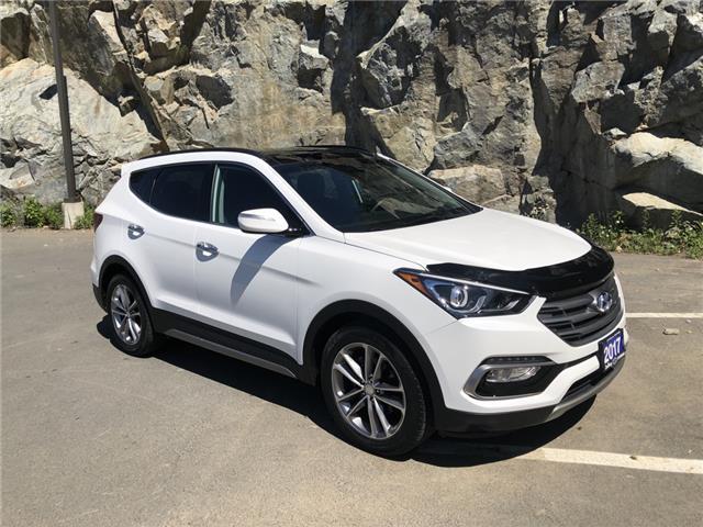 2017 Hyundai Santa Fe Sport 2.0T Limited (Stk: 005556A) in Sudbury - Image 1 of 21