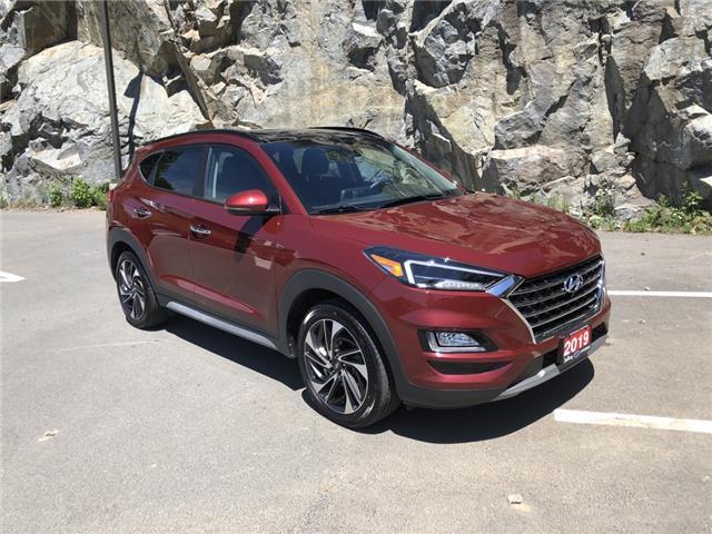 2019 Hyundai Tucson Ultimate (Stk: 344900A) in Sudbury - Image 1 of 21