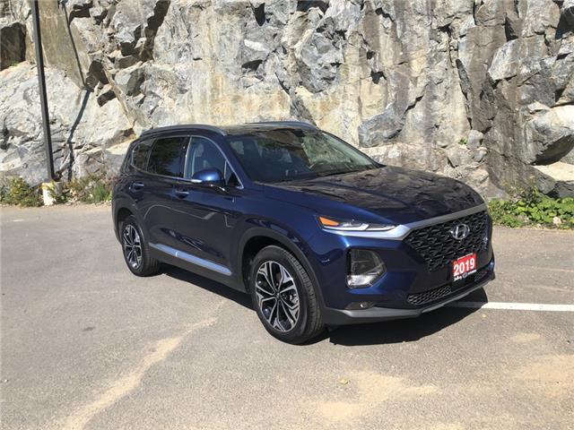 2019 Hyundai Santa Fe Ultimate 2.0 (Stk: 382914A) in Sudbury - Image 1 of 21