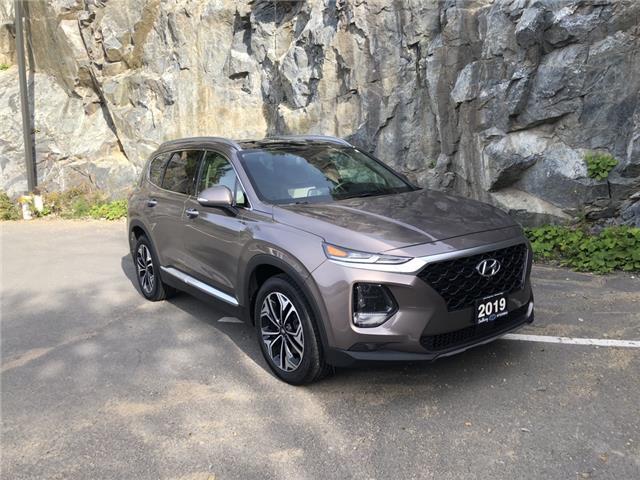 2019 Hyundai Santa Fe Ultimate 2.0 (Stk: 025199A) in Sudbury - Image 1 of 23