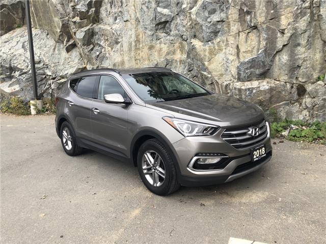 2018 Hyundai Santa Fe Sport 2.4 Premium (Stk: 389547A) in Sudbury - Image 1 of 20