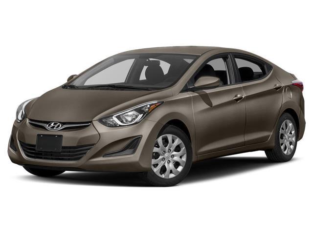2014 Hyundai Elantra GL (Stk: 813030A) in Sudbury - Image 1 of 9